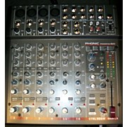 Phonic POWERPOD 820 Powered Mixer