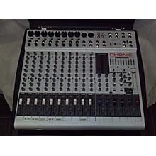 Phonic POWERPOD K-12 DELUXE POWERED MIXER Powered Mixer