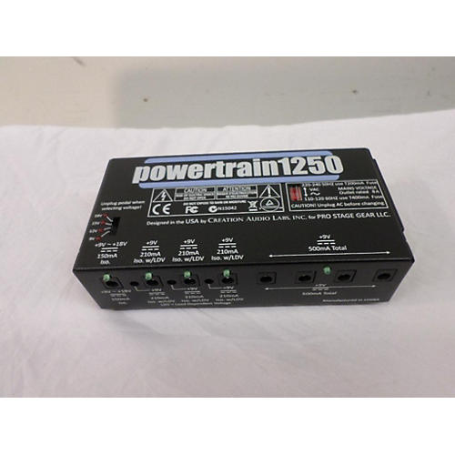 Pedaltrain POWERTRAIN 1250 Power Supply