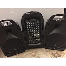 Behringer PPA2000BT Sound Package