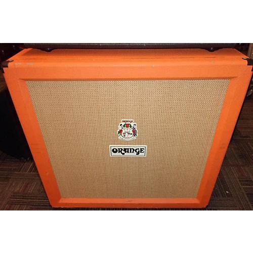 Orange Amplifiers PPC 412 Guitar Cabinet