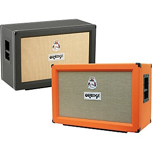Orange Amplifiers PPC Series PPC212-C 120 Watt 2x12 Closed Back Guitar Speaker ... by Orange Amplifiers