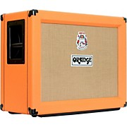 Orange Amplifiers PPC Series PPC212OB 120W 2x12 Open Back Guitar Speaker Cab