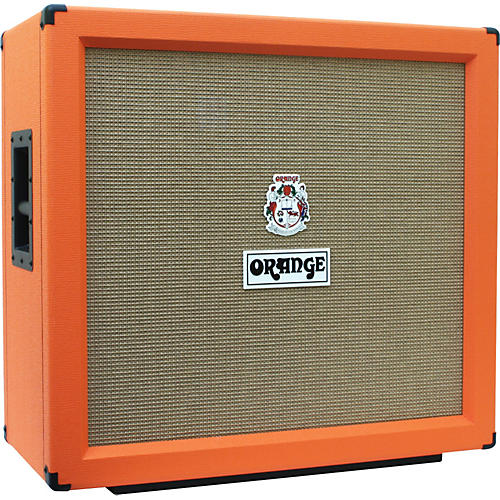 Orange Amplifiers PPC Series PPC412-C 240W 4x12 Guitar Speaker Cabinet-thumbnail