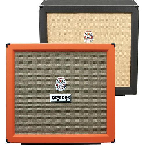 Orange Amplifiers PPC Series PPC412-HP 400W 4x12 Guitar Speaker Cabinet Orange Straight