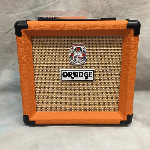 Orange Amplifiers PPC108 Micro Terror 1X8 Guitar Cabinet-thumbnail