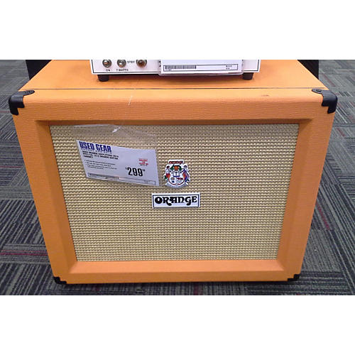 Orange Amplifiers PPC112C 1X12 Orange Guitar Cabinet Orange