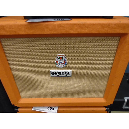 Orange Amplifiers PPC112C 1x12 Guitar Cabinet-thumbnail