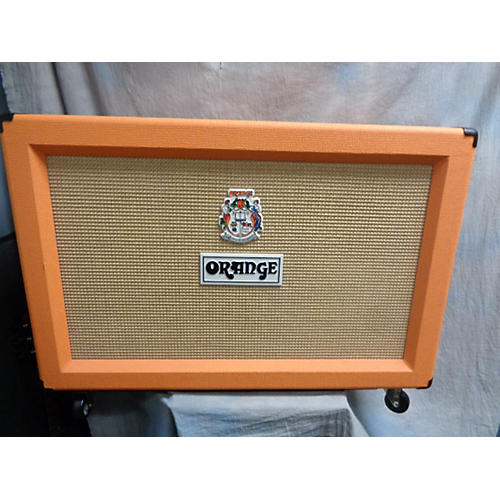 Orange Amplifiers PPC212C 2X12 120W Closed Back Guitar Cabinet-thumbnail