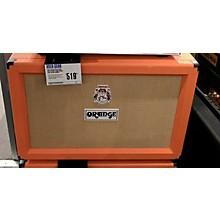 Orange Amplifiers PPC212C 2x12 120W Closed Back Guitar Cabinet