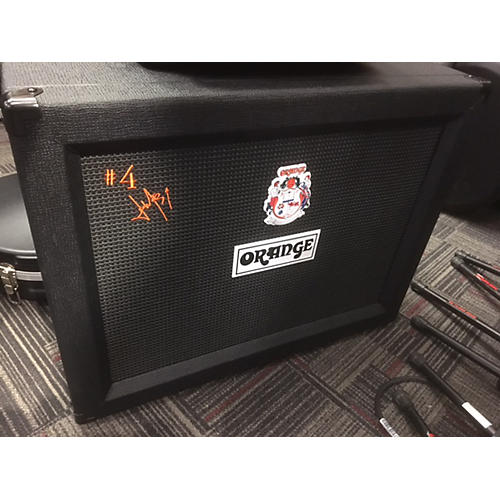 Orange Amplifiers PPC212JR Jim Root 2x12 Guitar Cabinet-thumbnail