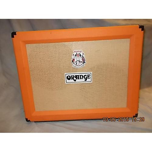 Orange Amplifiers PPC212OB Open Back 120W 2X12 Guitar Cabinet