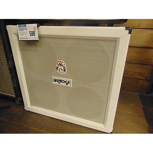 Orange Amplifiers PPC412 240W 4x12 Straight Guitar Cabinet-thumbnail