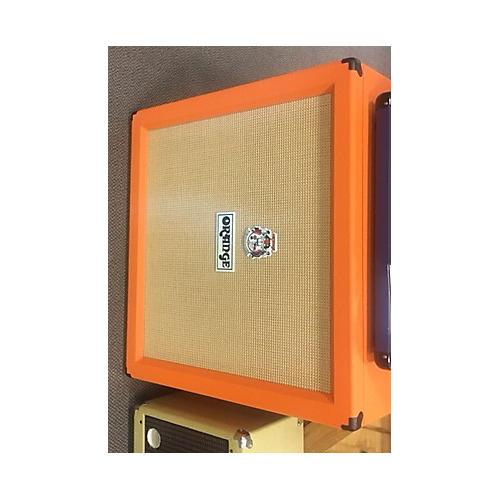 Orange Amplifiers PPC412 240W 4x12 Straight Guitar Cabinet