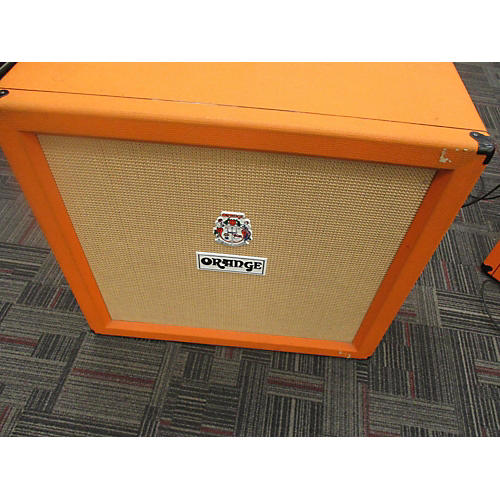 Orange Amplifiers PPC412C 4x12 16Ohm Straight Guitar Cabinet-thumbnail