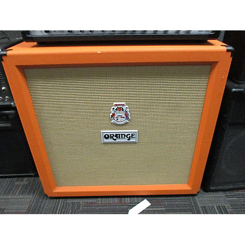 Orange Amplifiers PPC412C 4x12 16Ohm Straight Guitar Cabinet