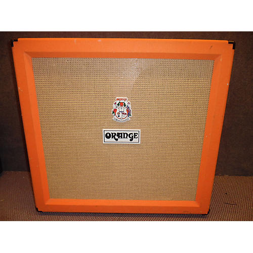 Orange Amplifiers PPC412C 4x12 Guitar Cabinet