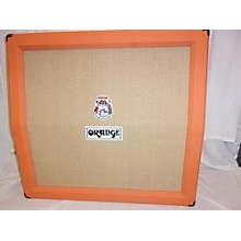 Orange Amplifiers PPC412C 4x12 Guitar Cabinet