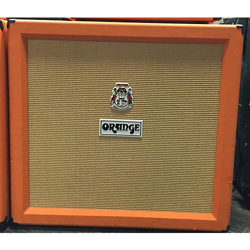 Orange Amplifiers PPC412HP 400W 4X12 Guitar Cabinet
