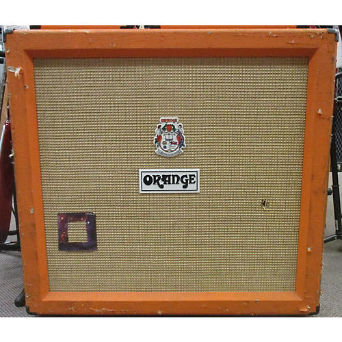Orange Amplifiers PPC412HP 400W 4x12 Guitar Cabinet-thumbnail