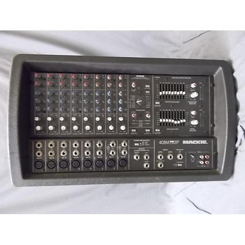 Mackie PPM408M Powered Mixer