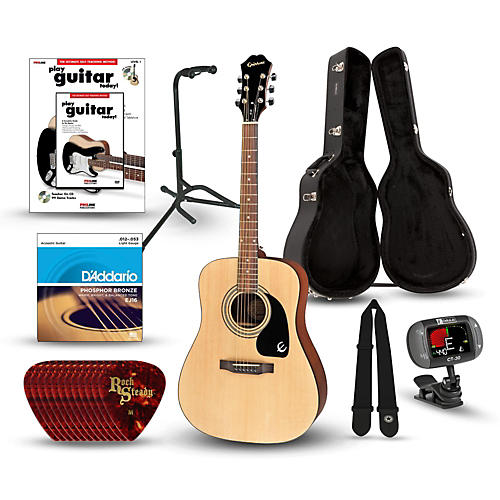 Epiphone Pr  Acoustic Guitar Natural Review