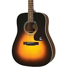 PR-150 Acoustic Guitar Vintage Sunburst