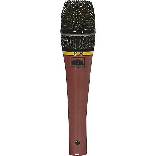 Heil Sound PR-20R Red Special Edition Handheld Dynamic Microphone-thumbnail
