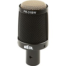 Heil Sound PR 31 BW Short Barrel Large-Diaphragm Dynamic Mic