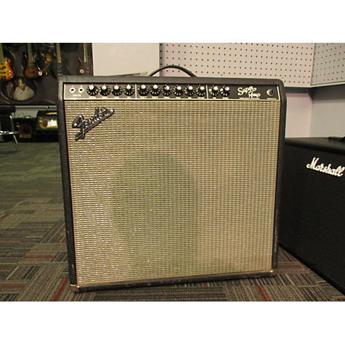 Fender PR244 Super Amp Tube Guitar Combo Amp