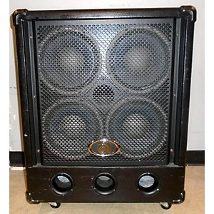 Pre-owned Ampeg PR410HLF 4X10 Bass Cabinet by Ampeg