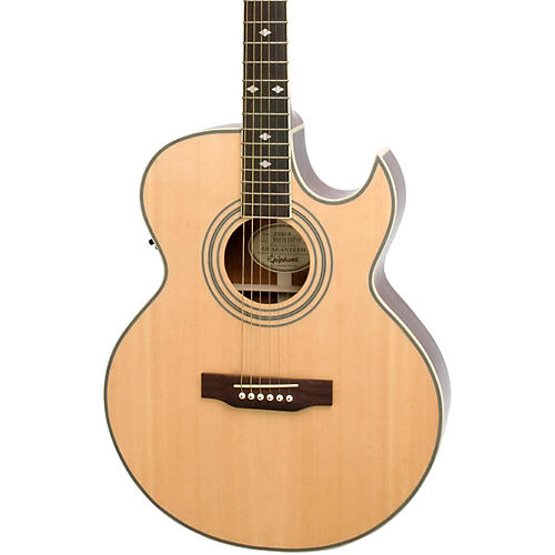 Epiphone PR5-E Acoustic-Electric Guitar Natural-thumbnail
