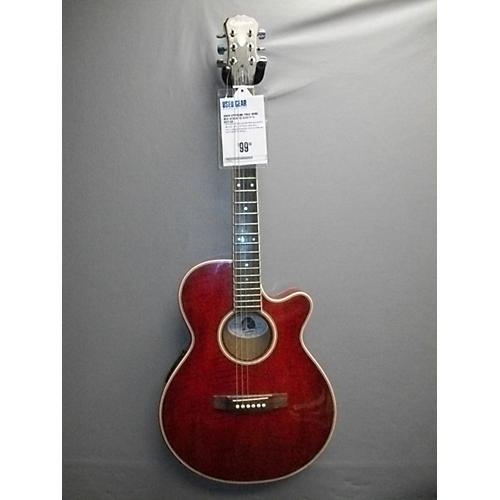 Epiphone PR6E Acoustic Electric Guitar-thumbnail