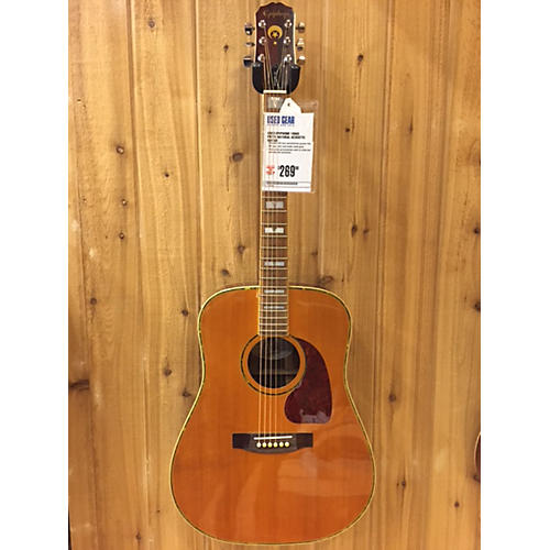 Epiphone PR775 Acoustic Guitar
