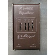 LR Baggs PRE AMP EQ Pedal