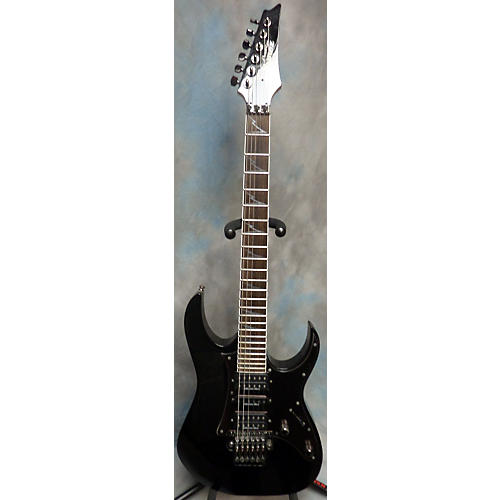 Ibanez PRESTIGE SERIES GALAXY BLACK Solid Body Electric Guitar