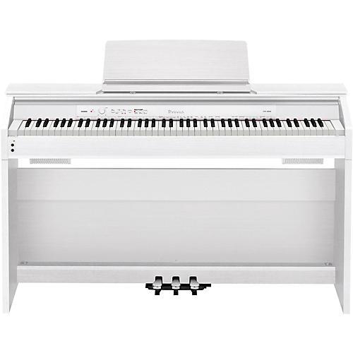 Casio PRIVIA 88 Key Digital Piano White White
