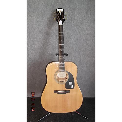 Epiphone PRO-1 Natural Acoustic Guitar-thumbnail