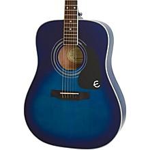 PRO-1 PLUS Acoustic Guitar Transparent Blue