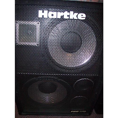 Hartke PRO 2200 Bass Combo Amp-thumbnail