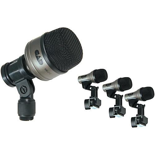 CAD PRO-4 Drum Microphone Kit (4-Piece)