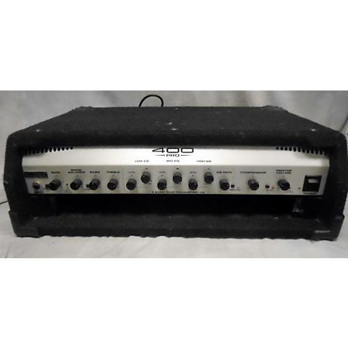 Fender PRO 400 Bass Amp Head