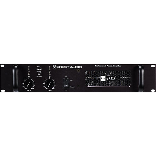 Crest Audio PRO 8200 4500W Power Amplifier