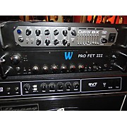 Warwick PRO FET III Bass Amp Head