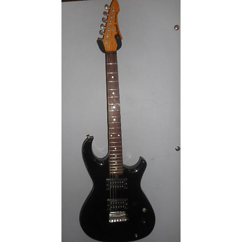 Aria PRO II RS STRAYCAT Solid Body Electric Guitar Black