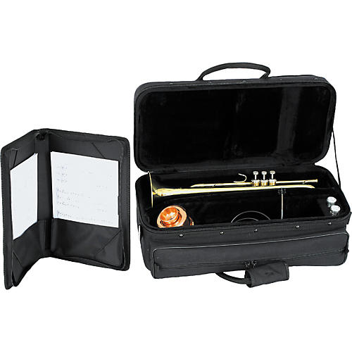 Protec PRO PAC Trumpet Case with Music Binder
