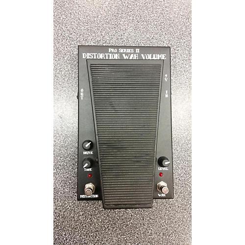 Morley PRO SERIES II DISTORTION WAH VOLUME ELEC ELECT.A PEDAL B