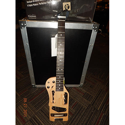 Traveler Guitar PRO SERIES Natural Acoustic Electric Guitar
