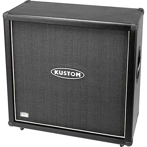 kustom pro412a 260w 4x12 guitar speaker cabinet guitar center. Black Bedroom Furniture Sets. Home Design Ideas