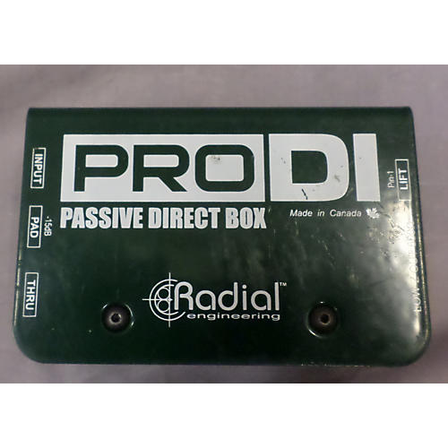 Radial Engineering PROD1 Direct Box-thumbnail